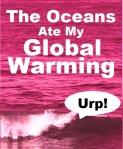 Ocean Ate Global Warming