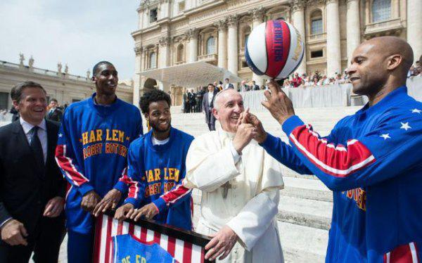 Pope Francis Global Warming Advisors