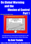 Early Edition Cover2 - On Global Warming and the Illusion of Control