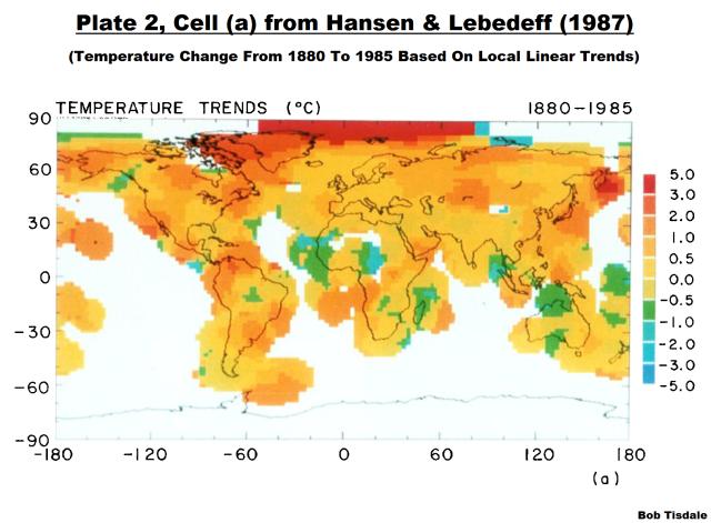 Figure 1 Trend Map 2 1880-1985