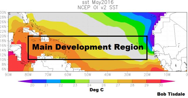Figure 1 MDR Map